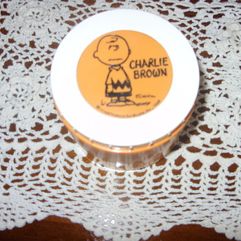 1969 charlie brown thermos - Kitchen