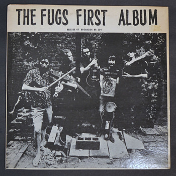 THE FUGS First Album - 1966