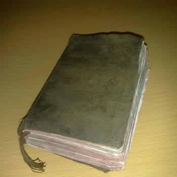 WWI Private soldier New Testament pocket Bible - Military and Wartime