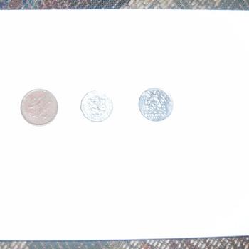 Czech Korunas - World Coins
