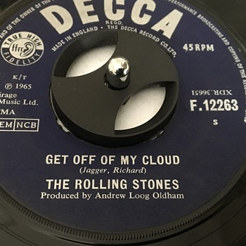 Old stones record  - Records