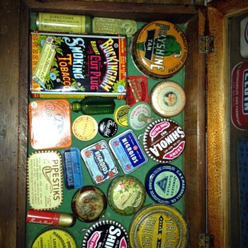 More Tins Galore - Advertising