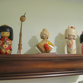 Kokeshi Doll part 3?? - Dolls