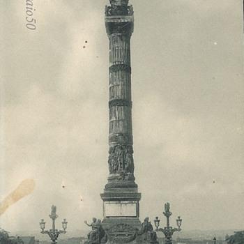 LA COLONNE DU CONGRÈS - BRUXELLES. - Postcards