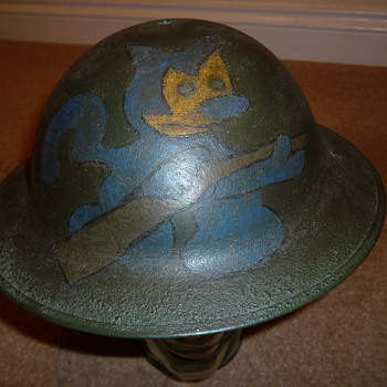 WW1 American trench art ?