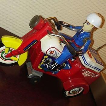 """1950's/1960's """"ko"""" Japan - Toys"""