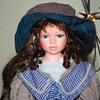 """20"""" bisque doll origin unknown"""