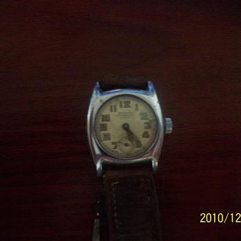 WW11 Wristwatch I think made by G.& M. Lane or Lake Co. Ltd London - Wristwatches