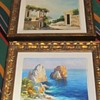 2 paintings by same artist