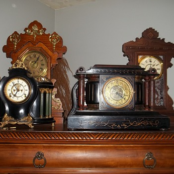 too many clocks,but can find more room. - Clocks