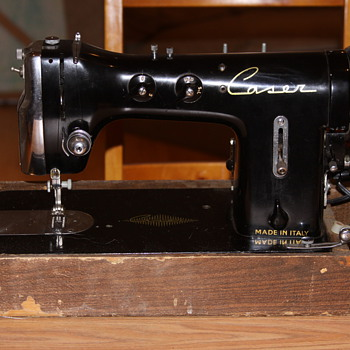 1940's era Caser industrial sewing machine - Sewing