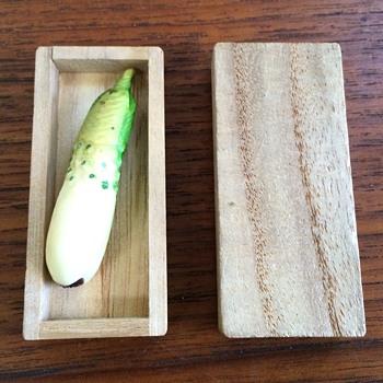 Japanese Carved Ivory Vegetable - Asian
