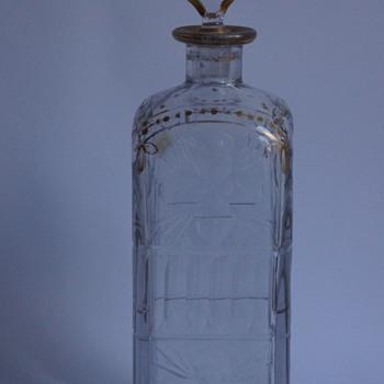 Daum Decanter - Art Glass