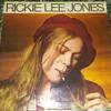 Miss Rickie Lee Jones...On 33 1/3 RPM Vinyl