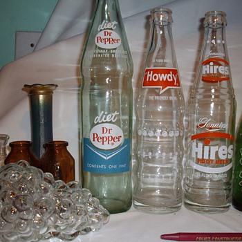 Some misc bottles. - Bottles