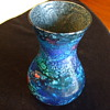 Very Unusual ISLE OF WIGHT - Mdina?  VASE by MICHAEL HARRIS