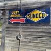 sunoco just ahead