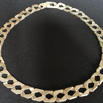 Men's silver necklace  - Fine Jewelry
