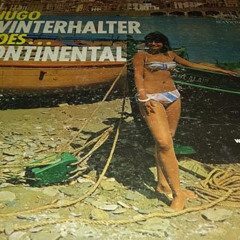 """12"""" VINYL DISC....#125 - Records"""