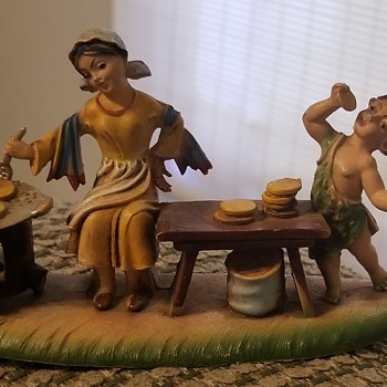 Figurine made in Italy - Figurines