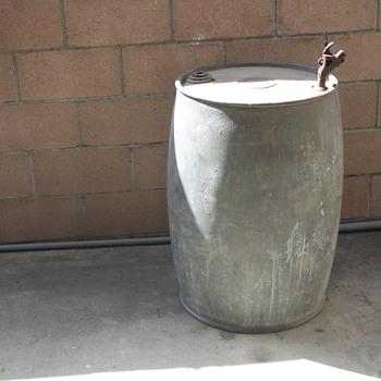 oil drum - Petroliana