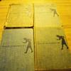 Blue Nancy Drew Mystery books