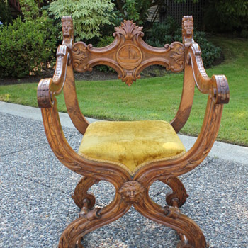 Spanish Ibex Chair? - Furniture