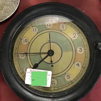 Seth Thomas maritime ships clock - Clocks
