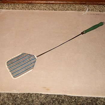 A Vintage Fly Swatter