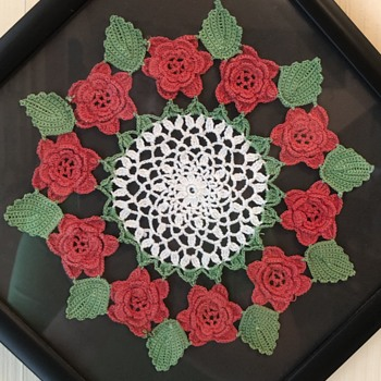 A few more doilies…. - Rugs and Textiles