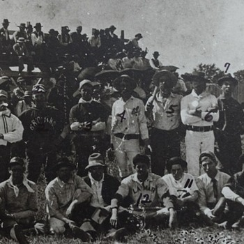 1897 Baseball - Photographs