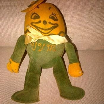 University of Vermont memorabilia  - Dolls