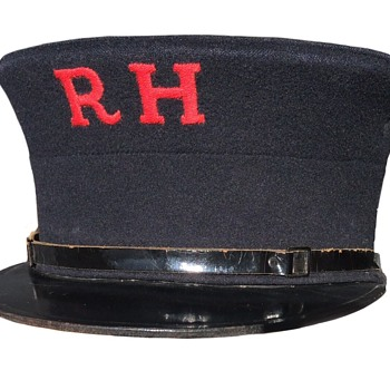 Vintage Chelsea Pensioners Shako cap - Military and Wartime