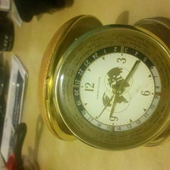 Westcolx World Time - Clocks