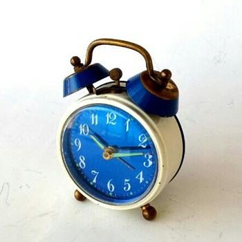 BLESSING Mini Mechanic Table Clock - Clocks