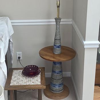 Mid Century Floor Lamp - Mid-Century Modern