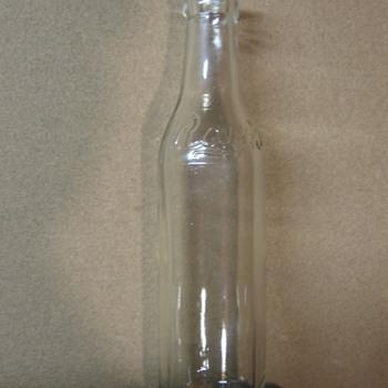 Ray's soda bottle - Bottles