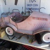 fire chief pedal car