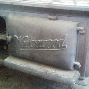 Wedgewood 726A wood stove - Kitchen