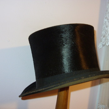 top hat and derby hat by levi strauss - Hats