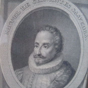 Original doument, written and signed by MIGUEL DE CERVANTES SAAVEDRA - Paper