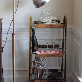 Vintage BriteSun Industrial Lamp - Lamps