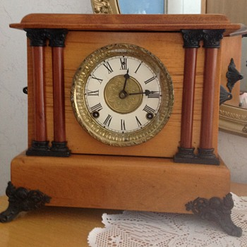 Grandmother's mantle clock