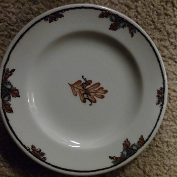 Mayer china - China and Dinnerware