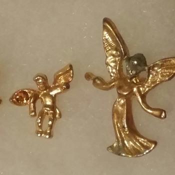 Angel Hat Pins - Costume Jewelry