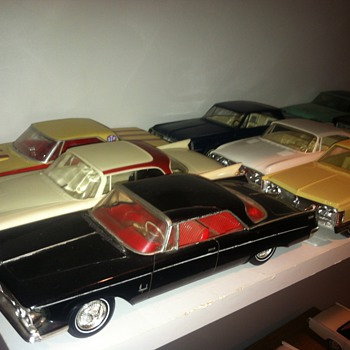 Dealer Promo Chrysler Imperials - Model Cars