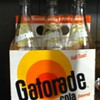 Gatorade sparkling thirst quencher cola flavored six- 16oz. (1pint) bottles