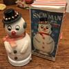1960's Snowman