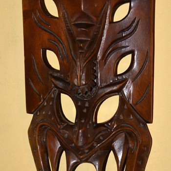 Cool Mask I found - where's it from?