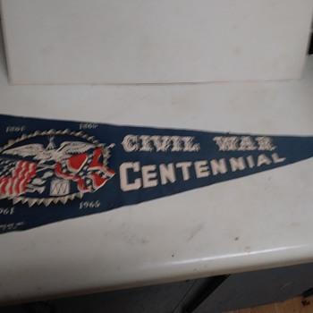 Civil War Centennial - Advertising